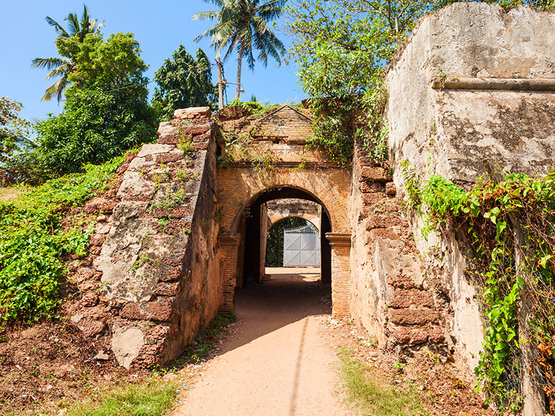 Negombo Dutch Fort