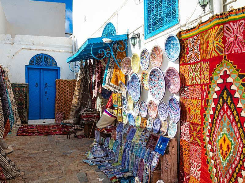 Tinisia Market 4
