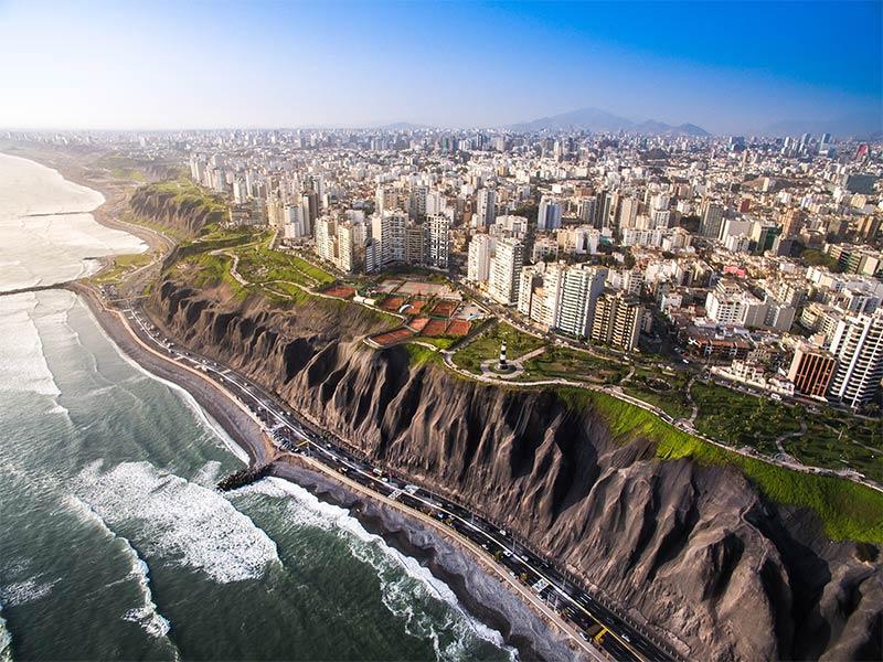 Peru Coast Side