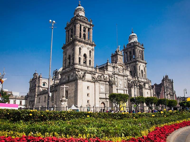 Metroplitan Cathedral