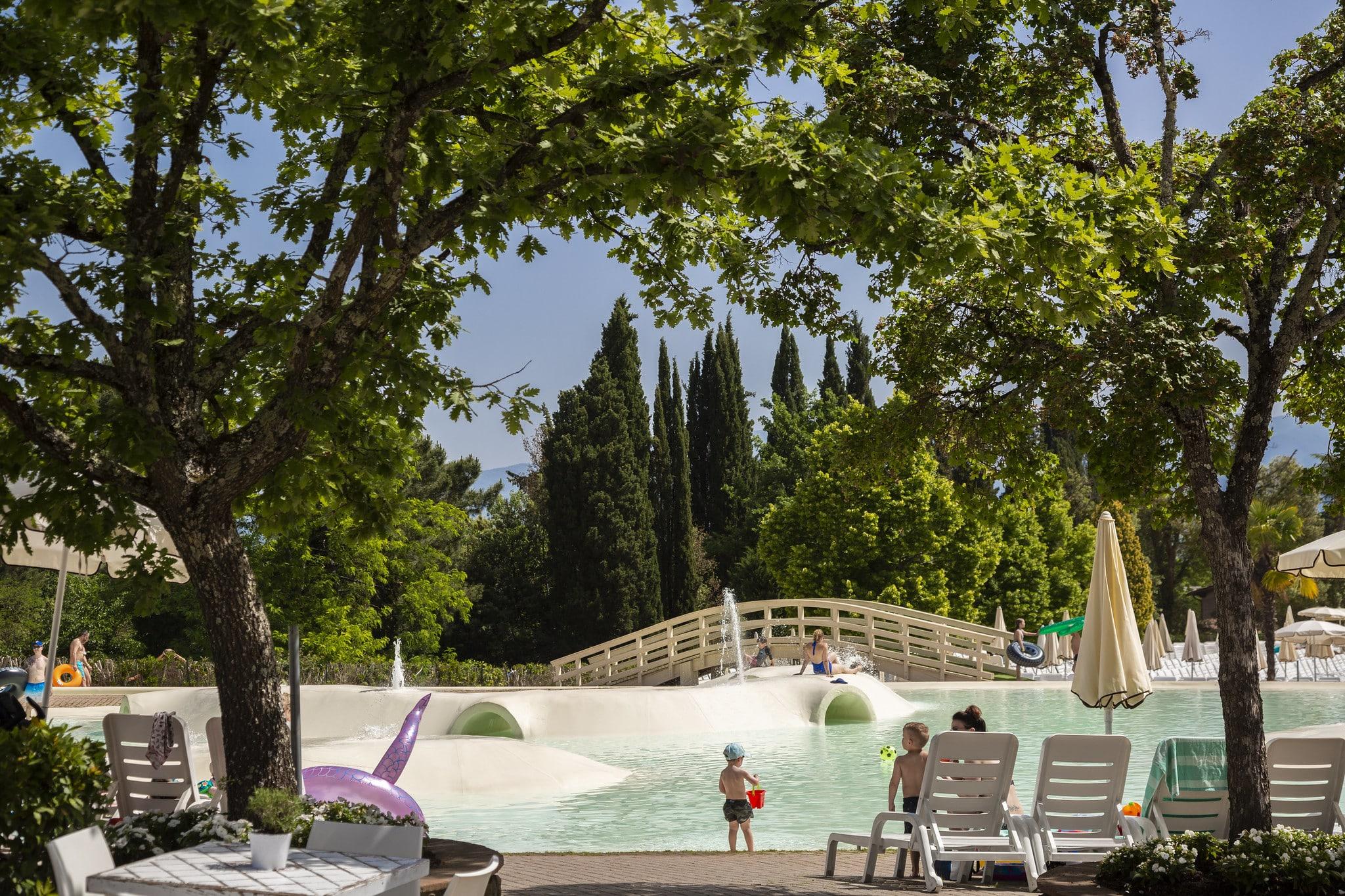 Parco acquatico per bambini a Figline Valdarno