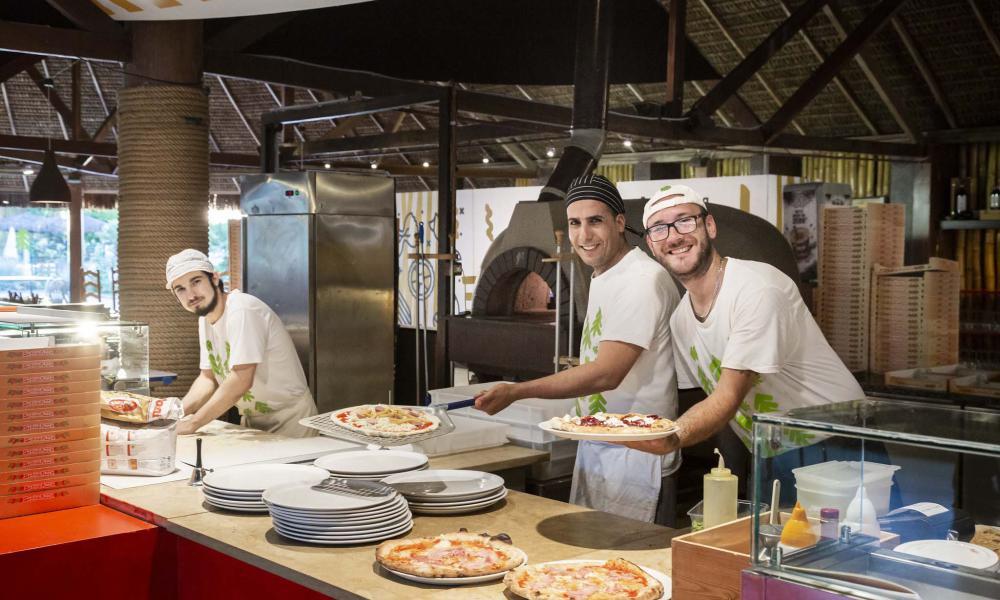 Pizzeria ristorante al Park Albatros Camping Village