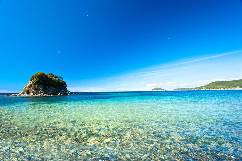 Mare cristallino Isola d'Elba