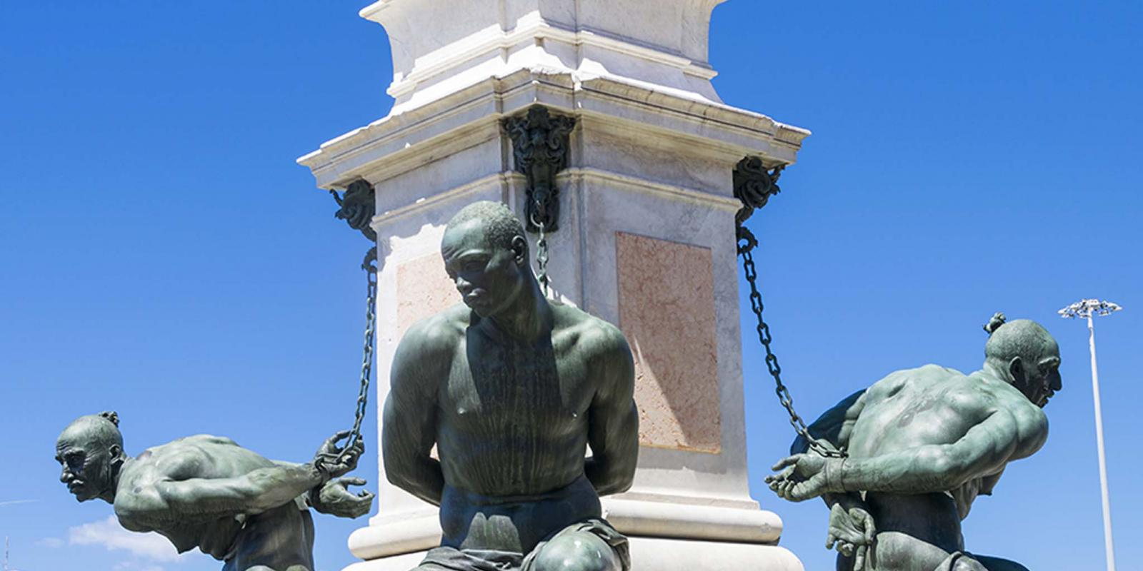 Monumento a i quattro mori a Livorno | Toscana