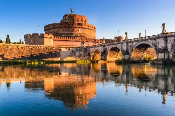 Castel sant'Angelo a Roma | Italia