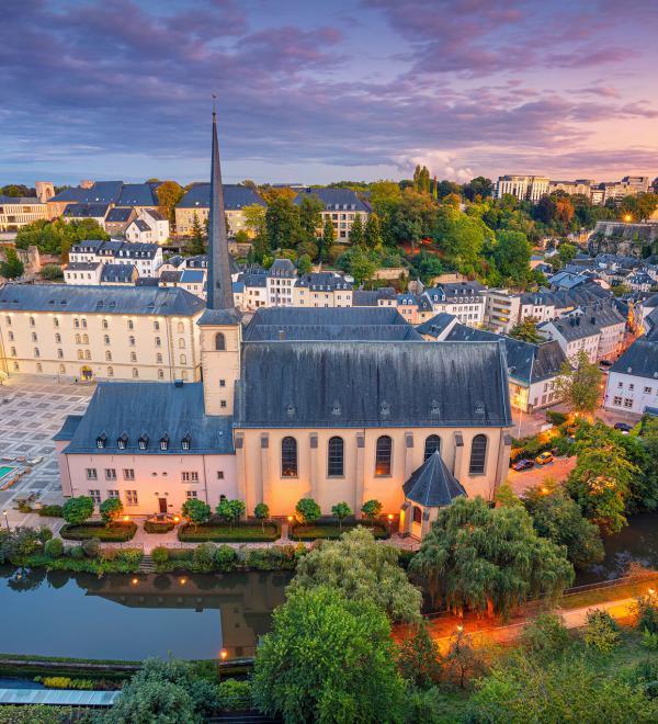 Castello a Lussemburgo | Larochette