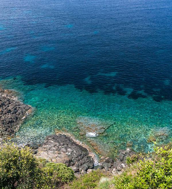 Mare bello sull'Isola d'Elba