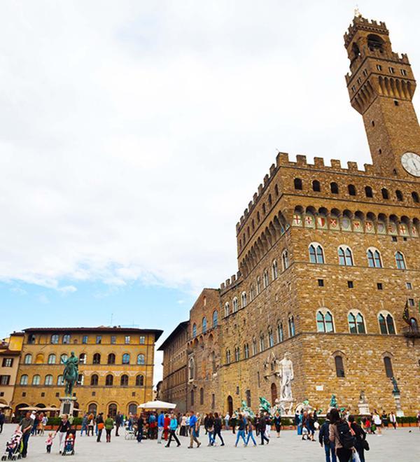 Palazzo Vecchio a Firenze