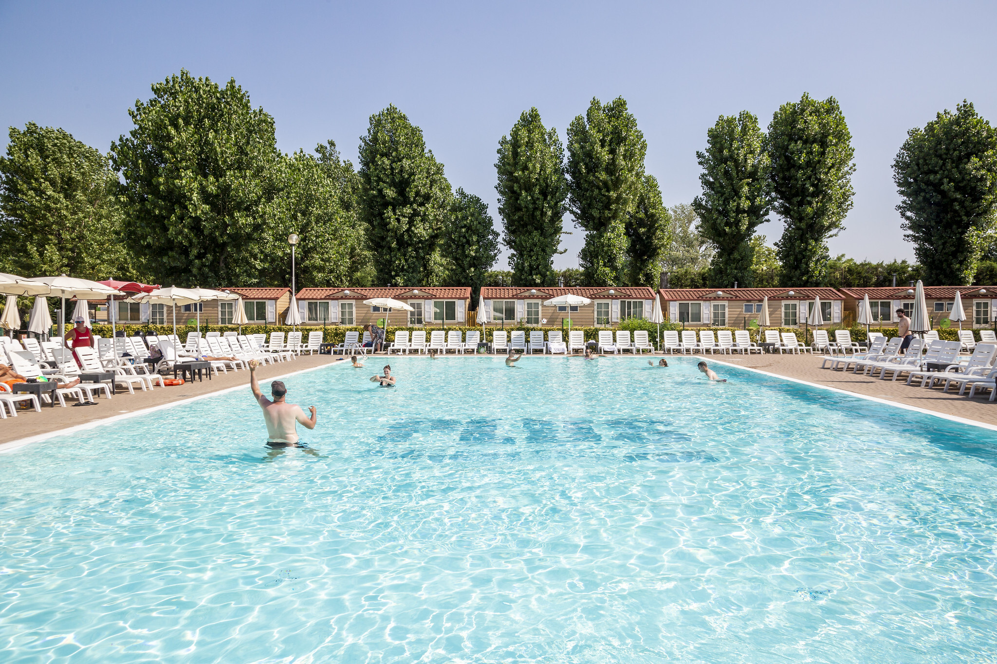 Piscina del Jolly Camping in Town | Venice