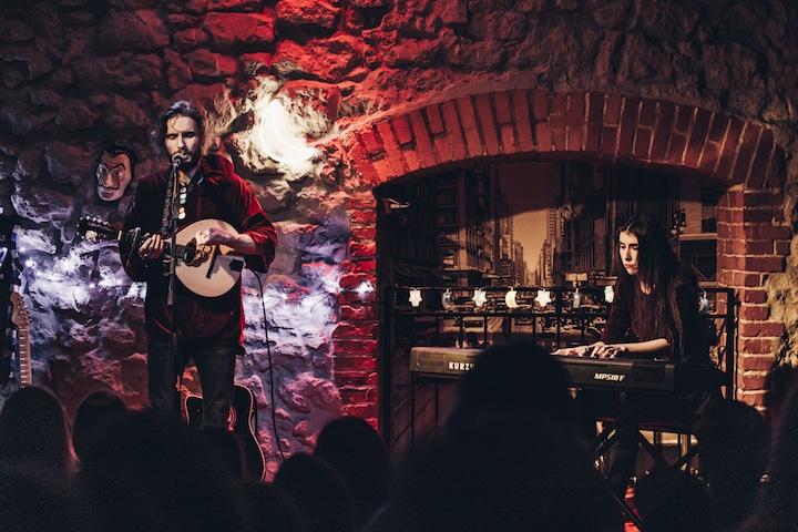 Paweł Izdebski & Kasia Mazurkiewicz | Kraków 20 stycznia 2019 | Fotorelacja