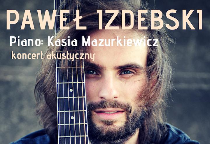 Paweł Izdebski i Kasia Mazurkiewicz w podwarszawskiej Wesołej!