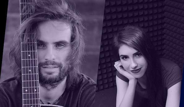 Paweł Izdebski i Kasia Mazurkiewicz ogłaszają koncert w Blues Club Gdynia