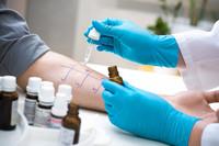 Test cutaneo per allergie
