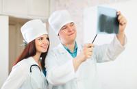 Visita chirurgica con ecografia