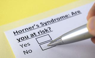 Sindrome di Horner