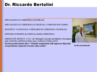 Dr. Riccardo Bertolini