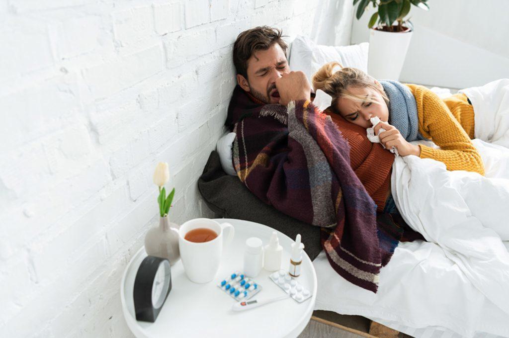 Antipiretici naturali per abbassare la febbre