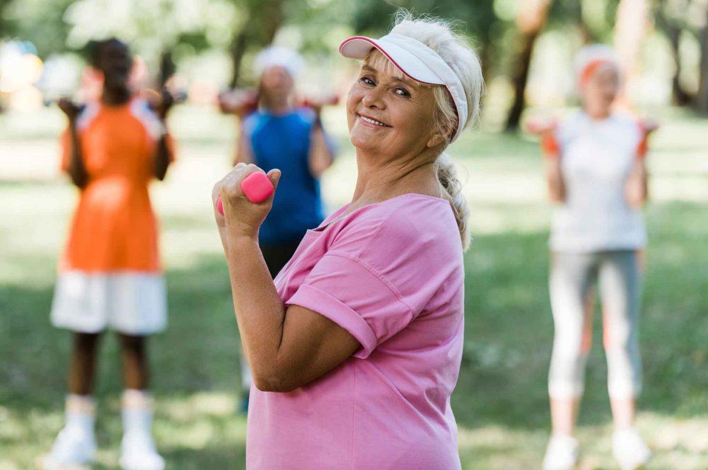 Menopausa ed Esercizio Fisico
