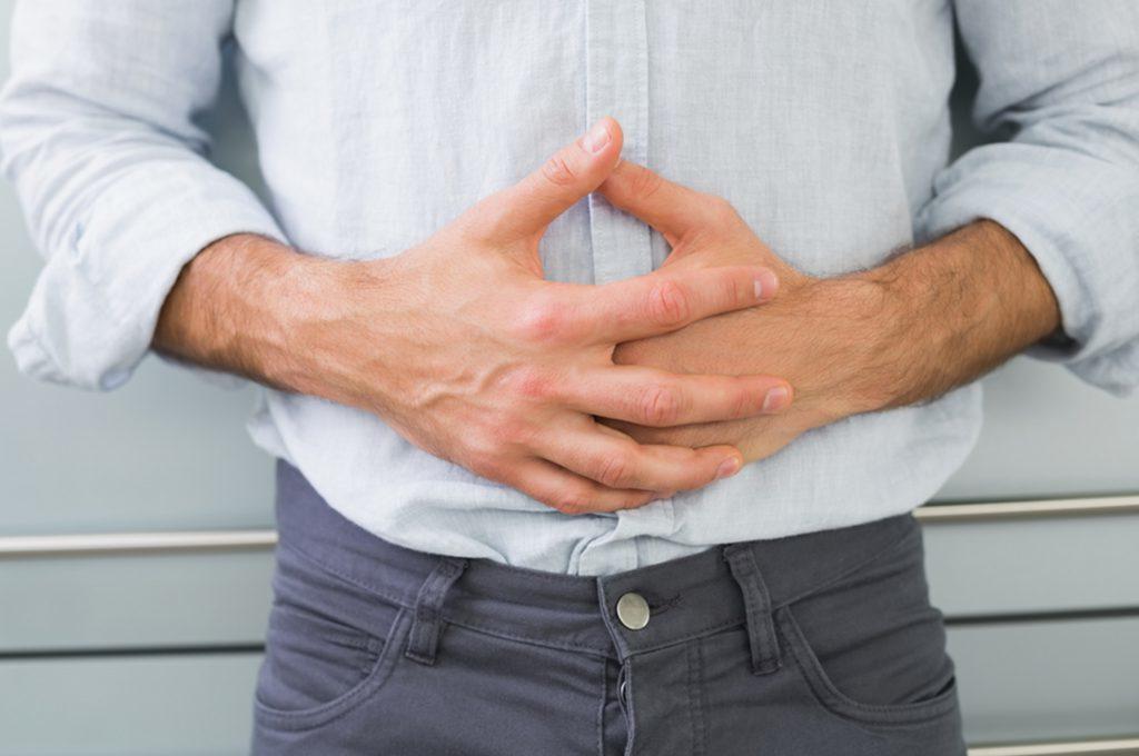 Pulsazioni nello stomaco: le cause