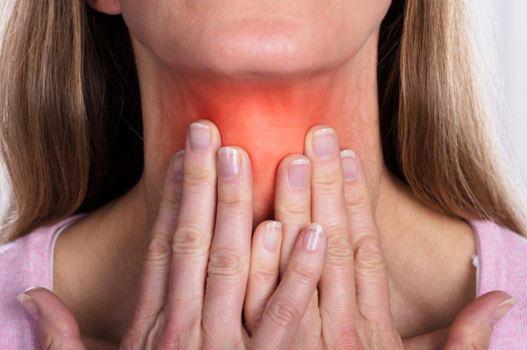 Ecografia alla tiroide: quando farla