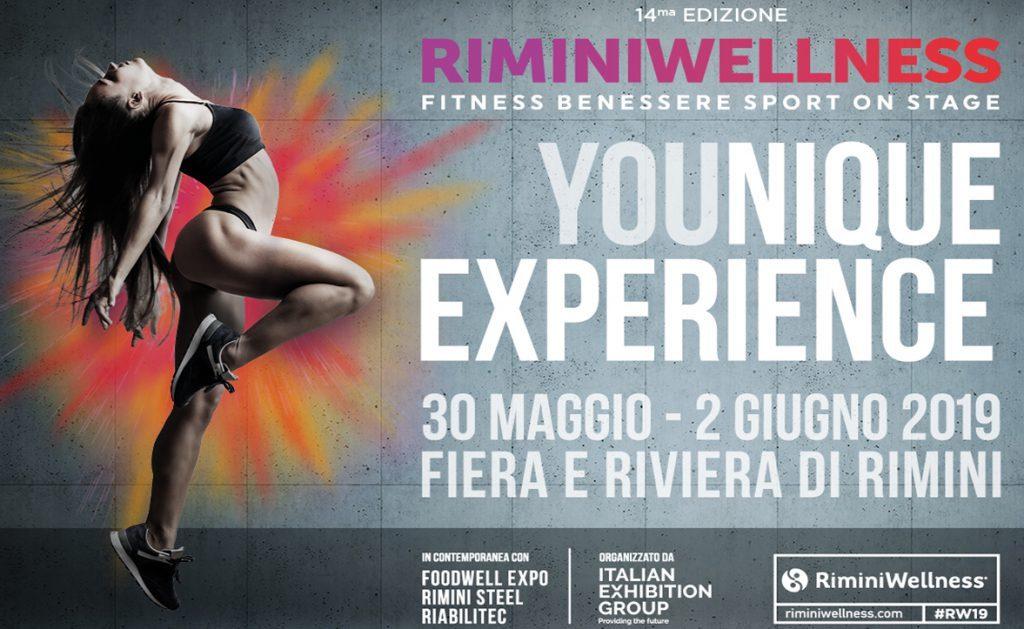 RiminiWellness: la Fiera del Fitness