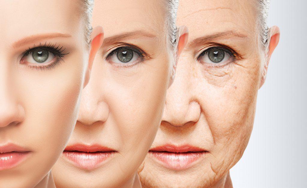 Come cambia il corpo delle donne con l'età
