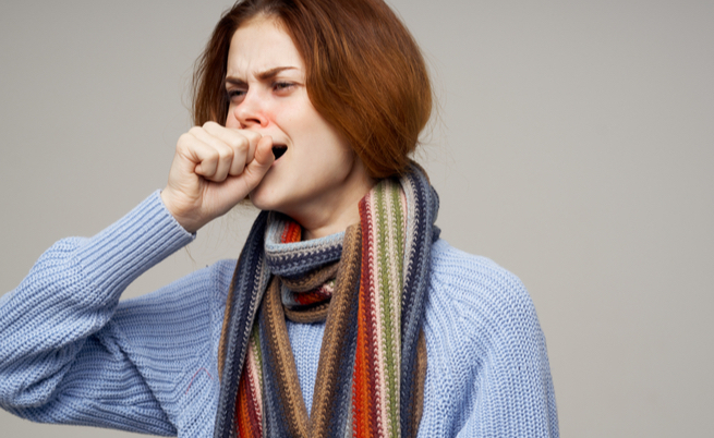 suffumigi contro tosse e raffreddore: come farli