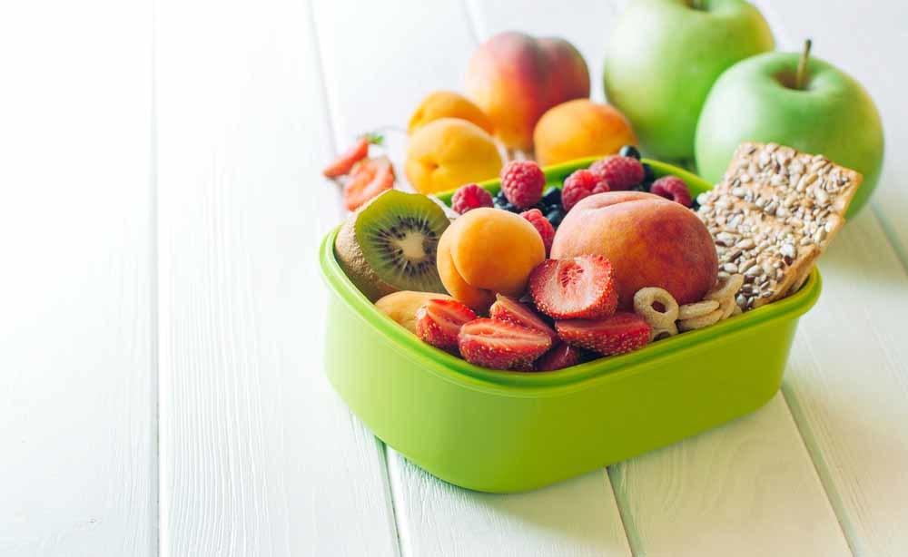 Merenda: cosa far mangiare ai più piccoli