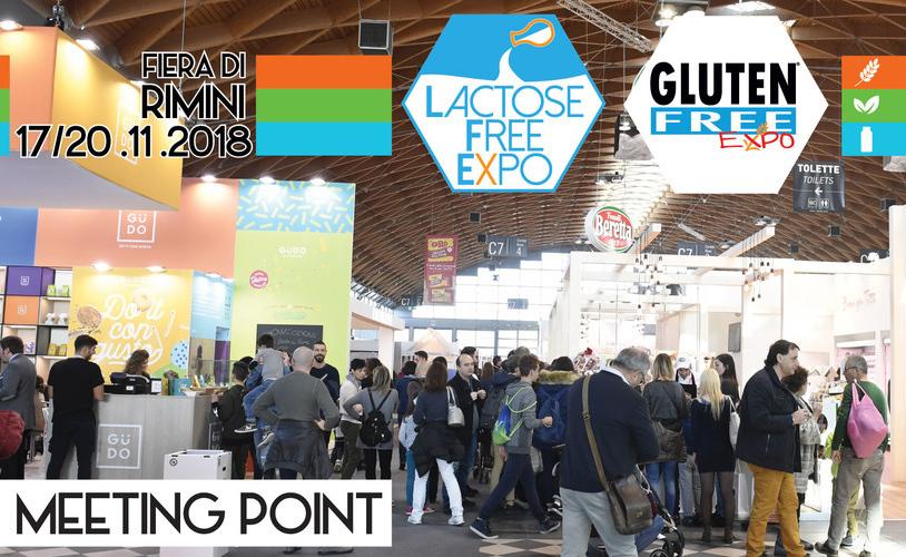 Fiera Rimini Expo Glutine Lattosio