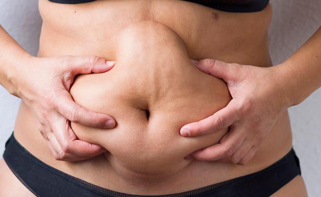 grasso addominale e carenza di vitamina D: il legame