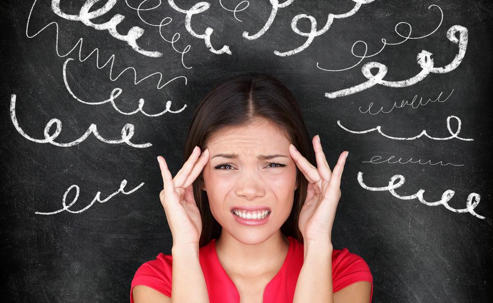 Stress: Attenzione ai Sintomi