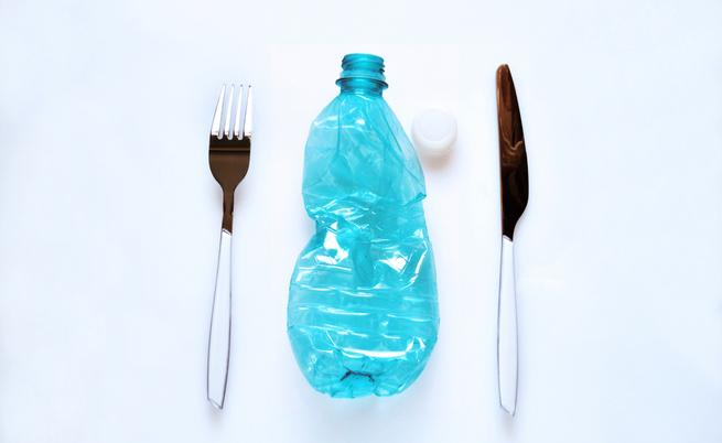plastica negli alimenti: come evitarla?