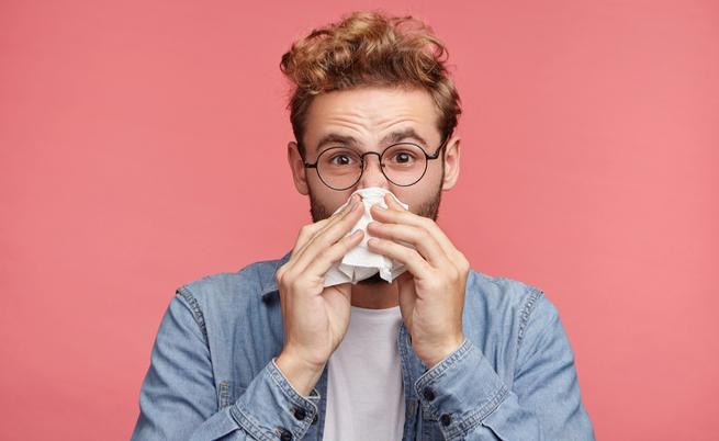 sintomi allergie: cosa fare?