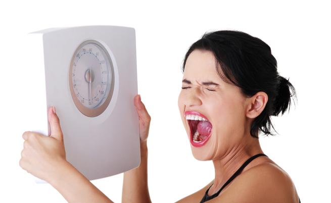 perdere peso velocemente: perché le donne fanno più fatica degli uomini