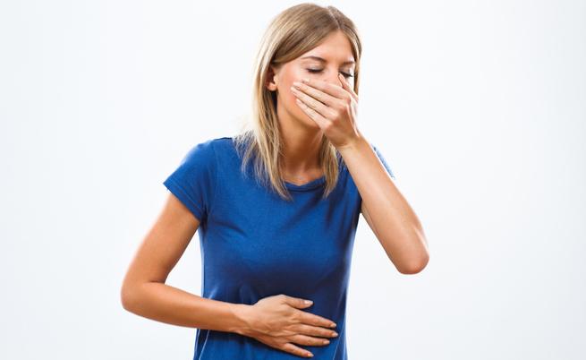 Le cause del vomito biliare