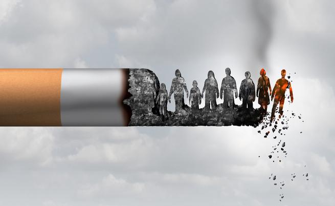 Sigarette vietate in Vaticano