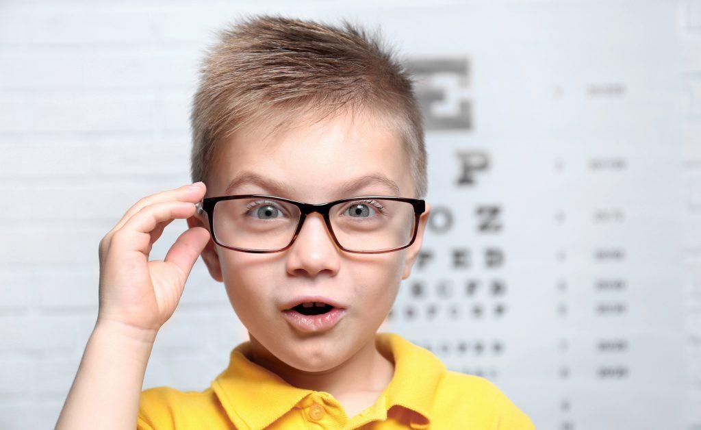 occhiali per bambini: come sceglierli al meglio!