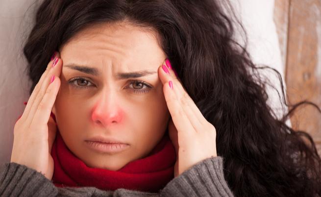 Come distinguere influenza e raffreddore