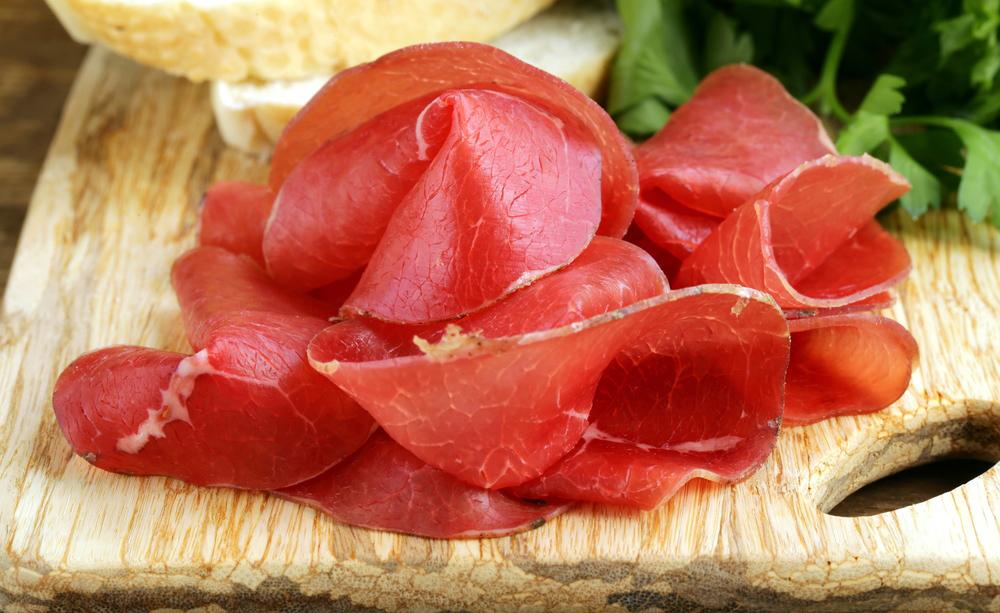 bresaola: perché mangiarla