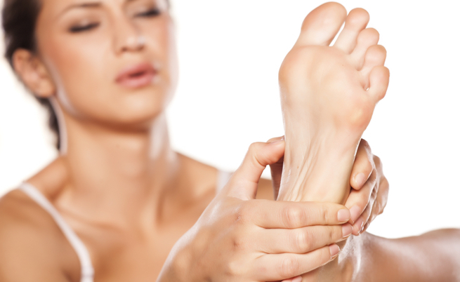Come togliere i calli ai piedi