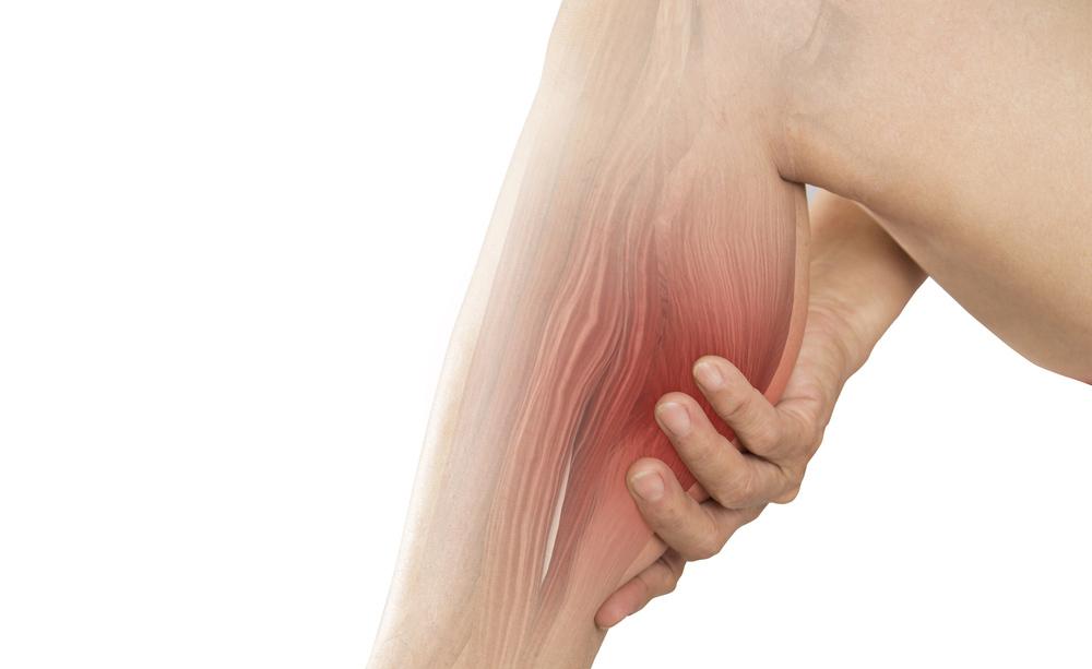 miosite: muscoli infiammati