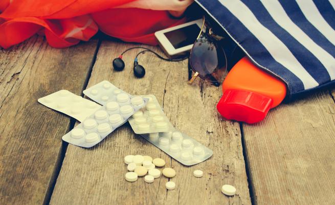 Farmaci estate: come conservarli e quali sono gli effetti collaterali