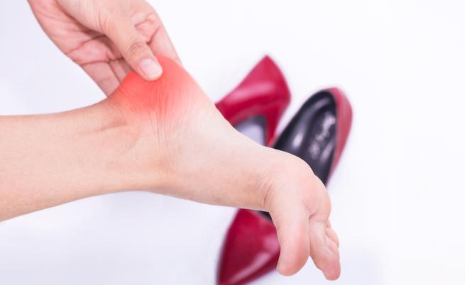 dolore al calcagno: quali potrebbero essere le cause?
