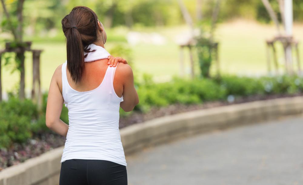 dolore negli sportivi: le cause