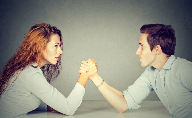 Le donne sentono più dolore degli uomini