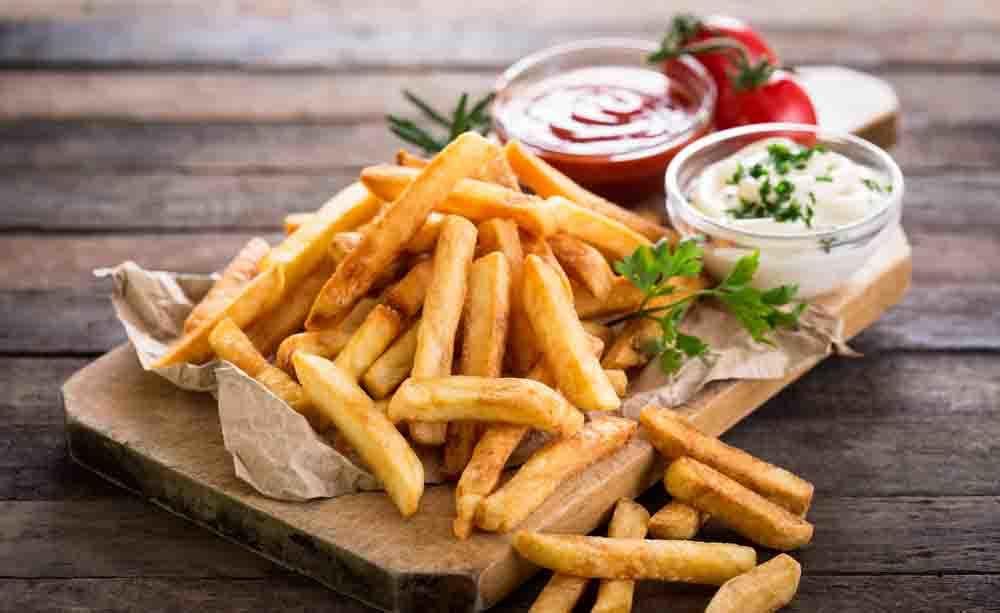 patatine fritte: perché aumentano la mortalità