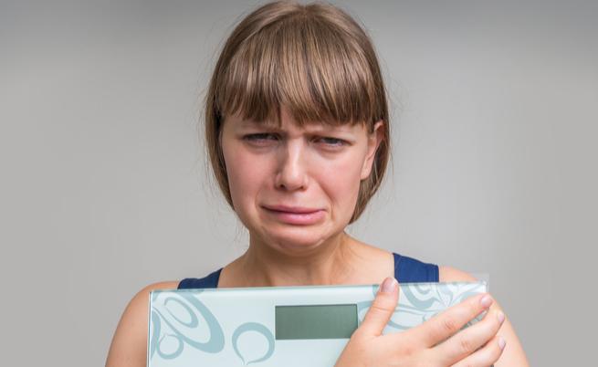 Aumento di peso in menopausa: dieta ed esercizi fisici