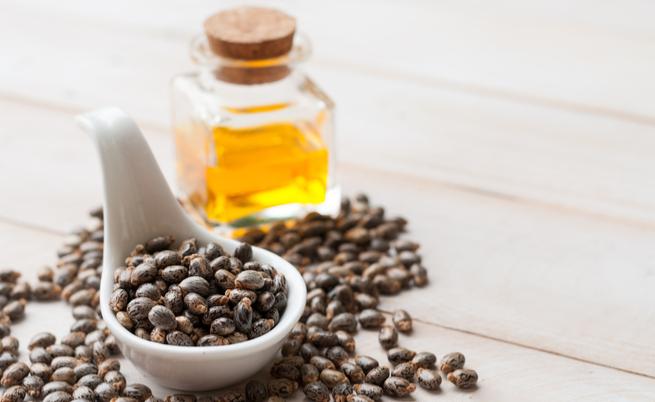 10 utilizzi dell'olio di ricino