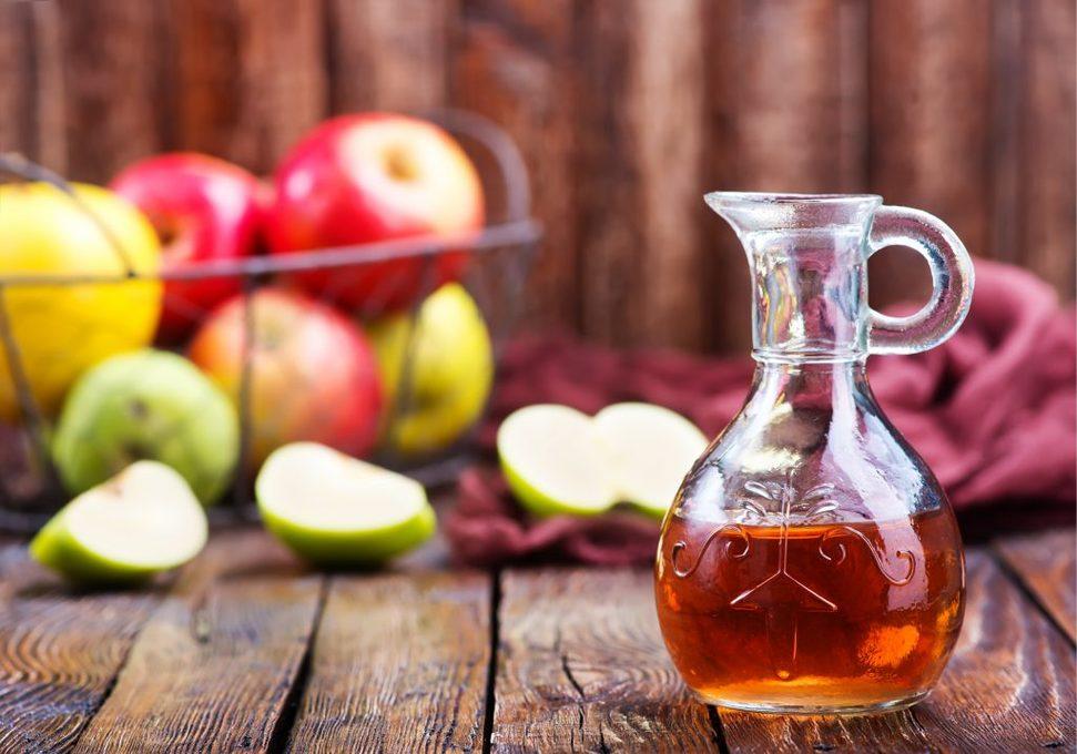 I benefici dell'aceto di mele