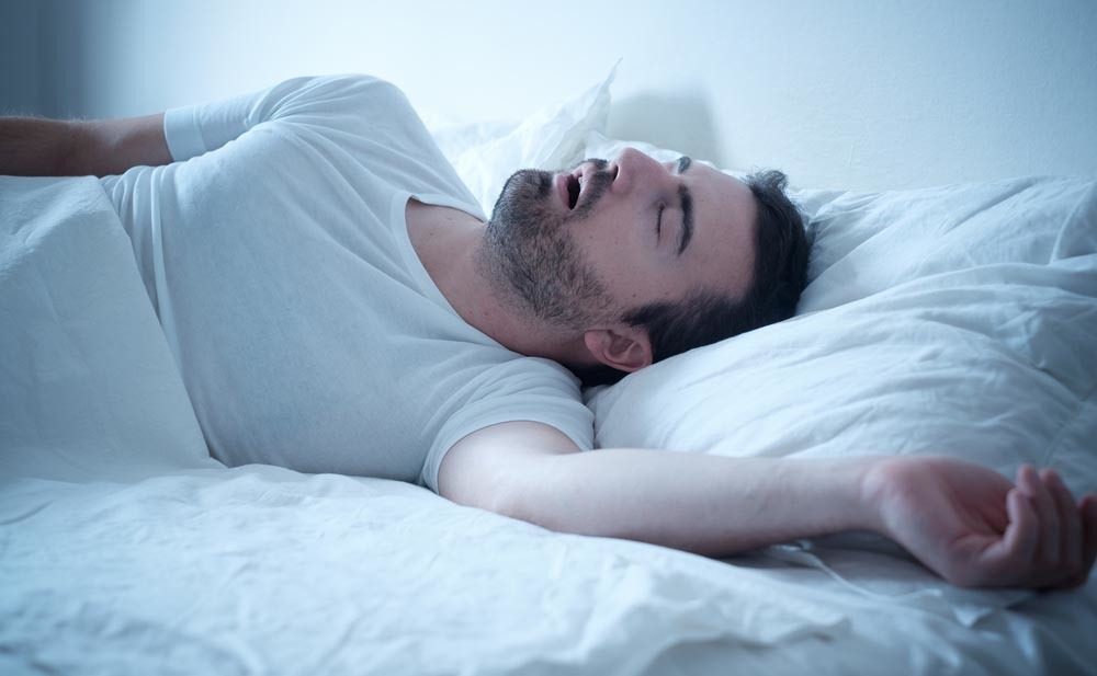 apnee notturne: i sintomi